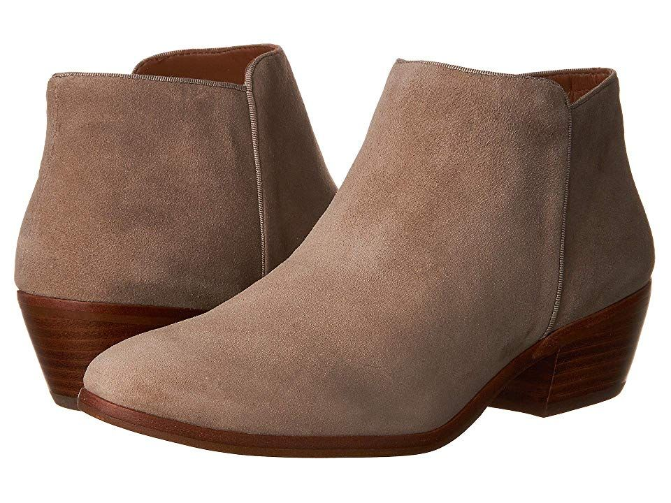 d0fc7c82f3fb Sam Edelman Petty (Putty Suede) Women s Shoes. Polish off your sleek look  when