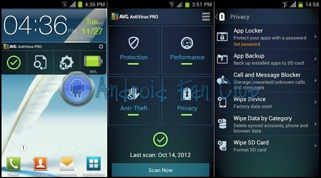 avg antivirus pro apk cracked download
