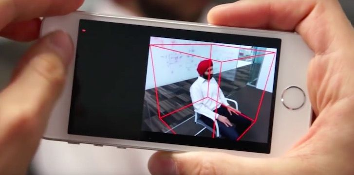 MobileFusion 3D Scanning Application for iPhone | Rumored