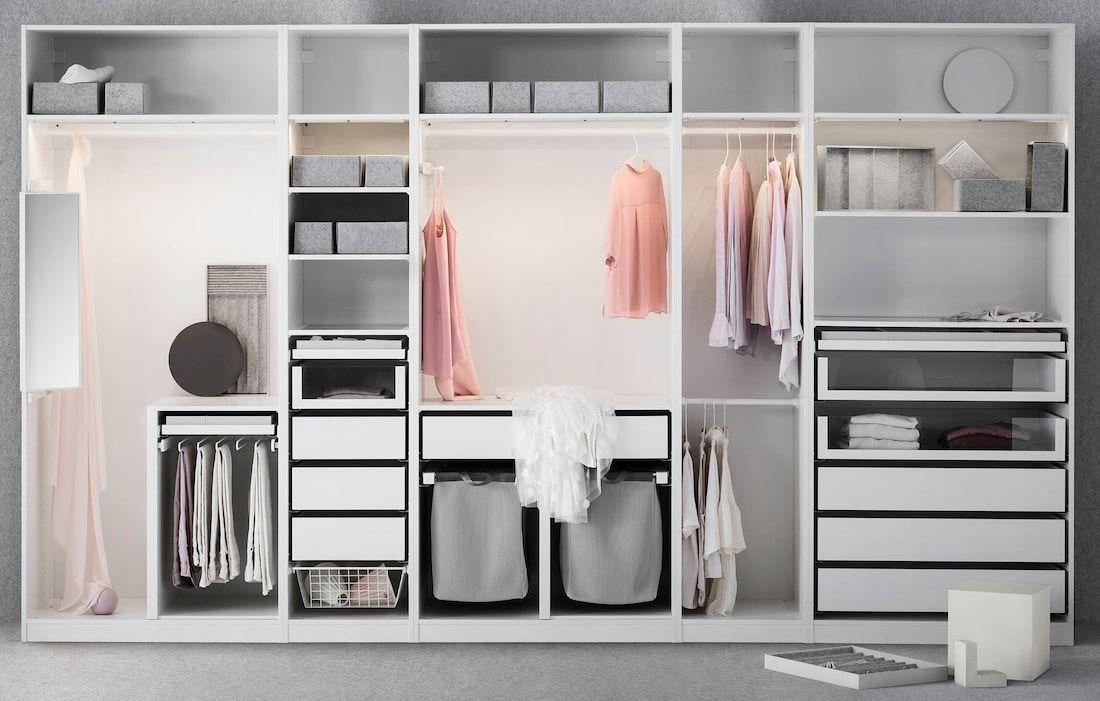 Pax Kleiderschrank Fur Schlafzimmer In 2020 Pax Kleiderschrank