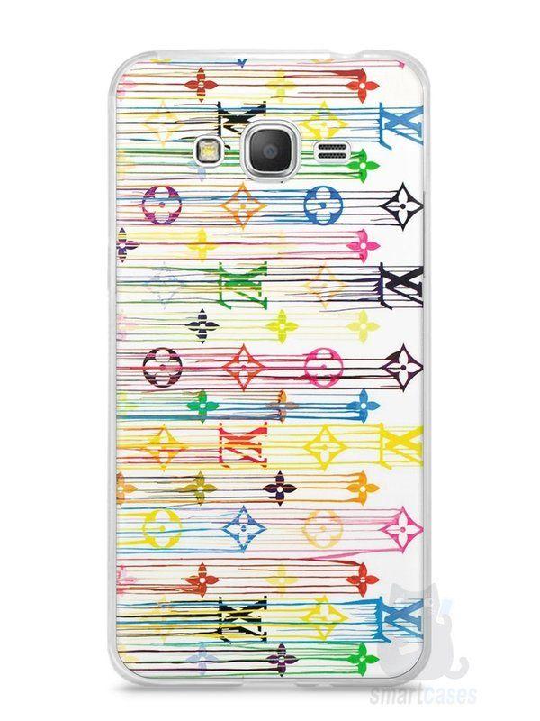 Capa Samsung Gran Prime Louis Vuitton #1 - SmartCases - Acessórios para celulares e tablets :)