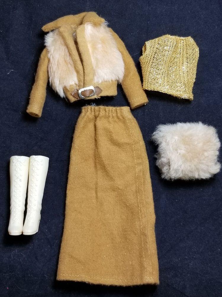 Question vintage barbie products