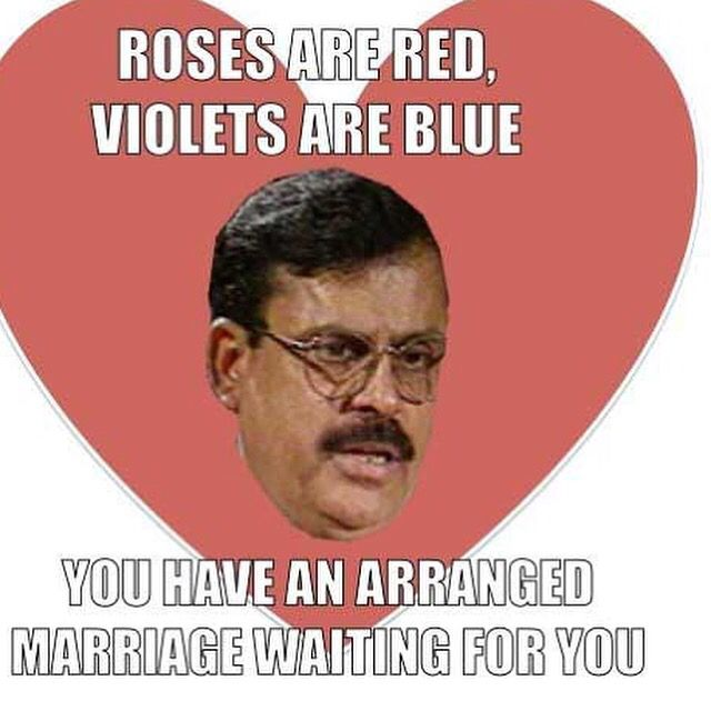Valentine S Day Humor With Images Memes Indian Jokes Desi Humor