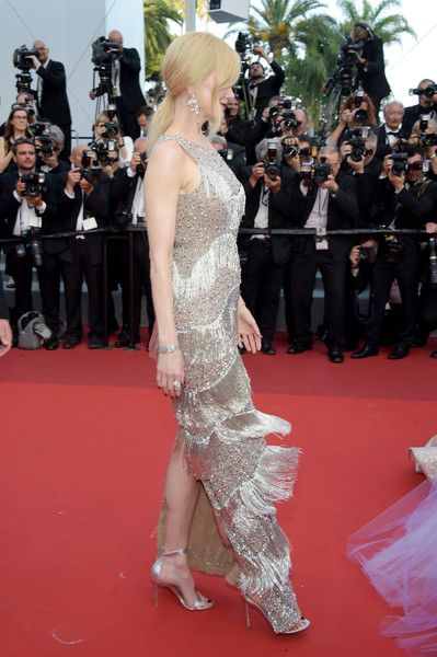 Nicole Kidman Photos Photos The Beguiled Red Carpet Arrivals The 70th Annual Cannes Film Festival Female Celebrity Fashion Nicole Kidman Evening Dress Fashion