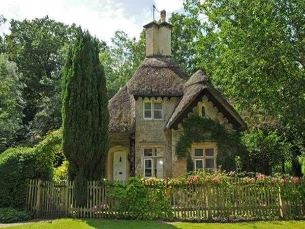 Fairy Tale Cottage Interiors