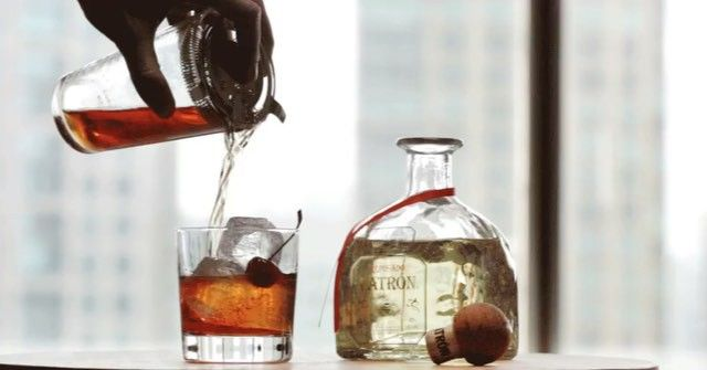 Sophistication at its finest. Savor it.  bit.ly/ShopReposado #SimplyPerfect #Patron #tequila