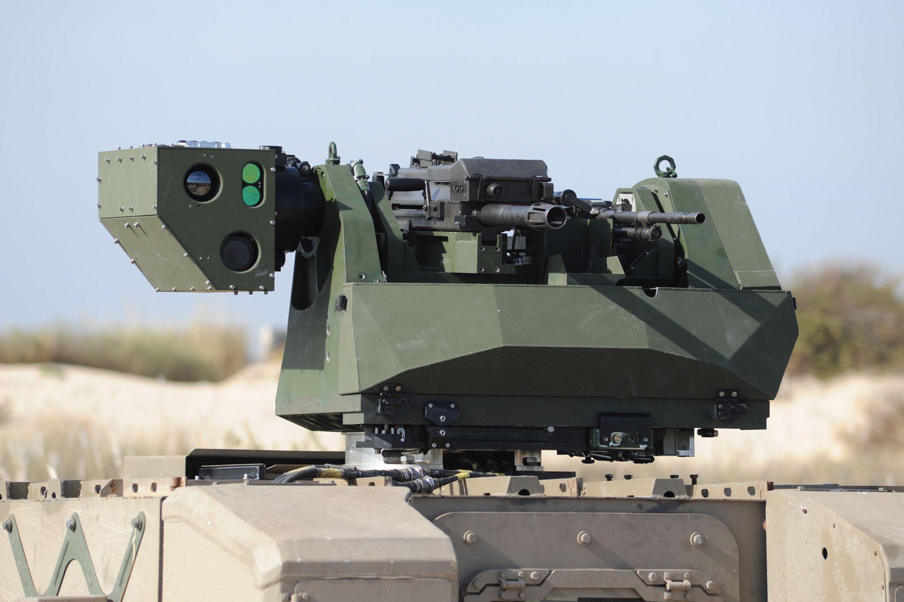 Gun Machine Cannon 20mm