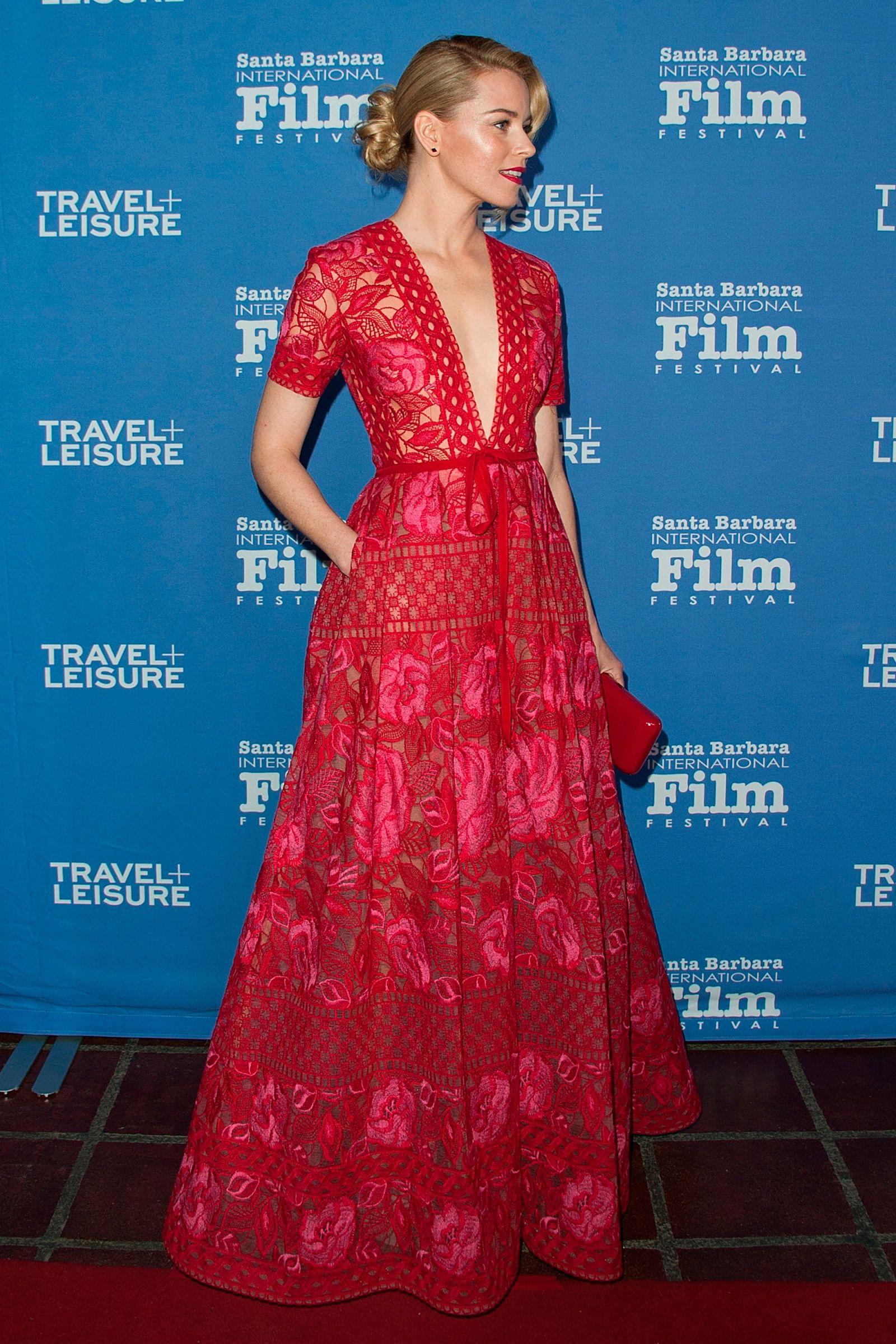 Elizabeth Banks - Elie Saab | color | Pinterest | Vestidos de fiesta ...