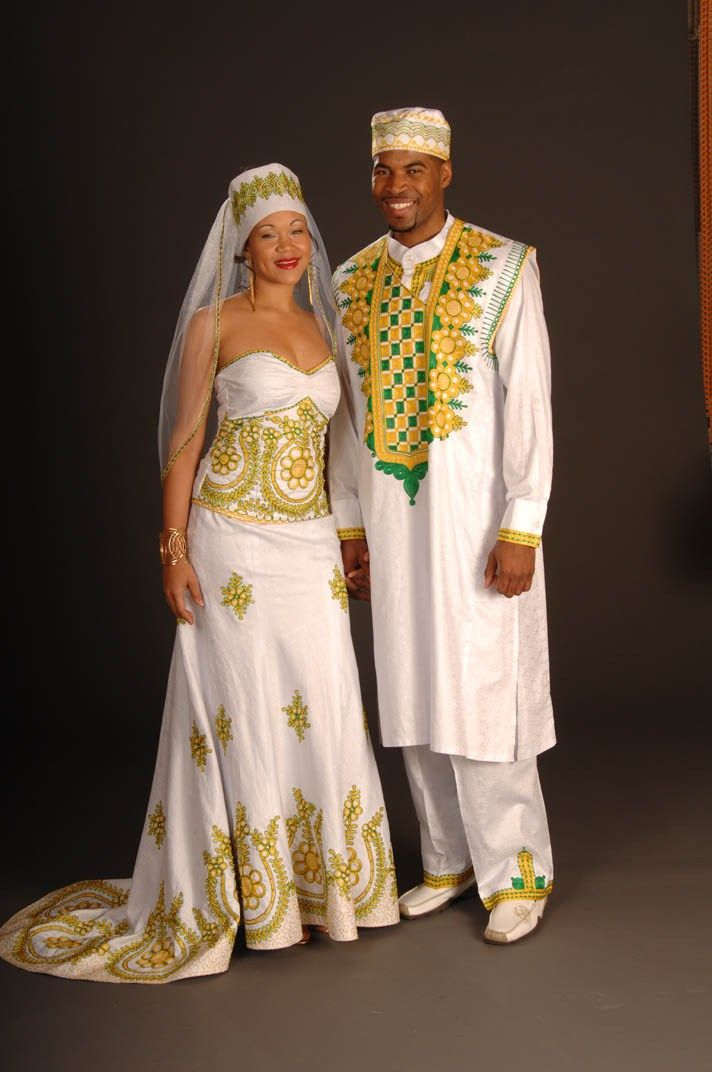 Afrocentric-Wedding-Gowns