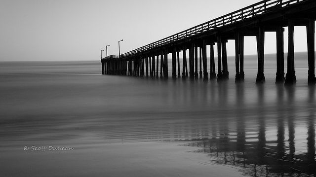 Cayucos Pier | Flickr - Photo Sharing!