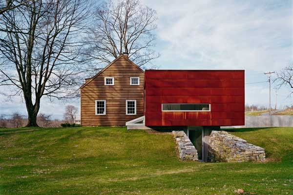 Traditional Cottage With A Modern Addition Ten Broeck