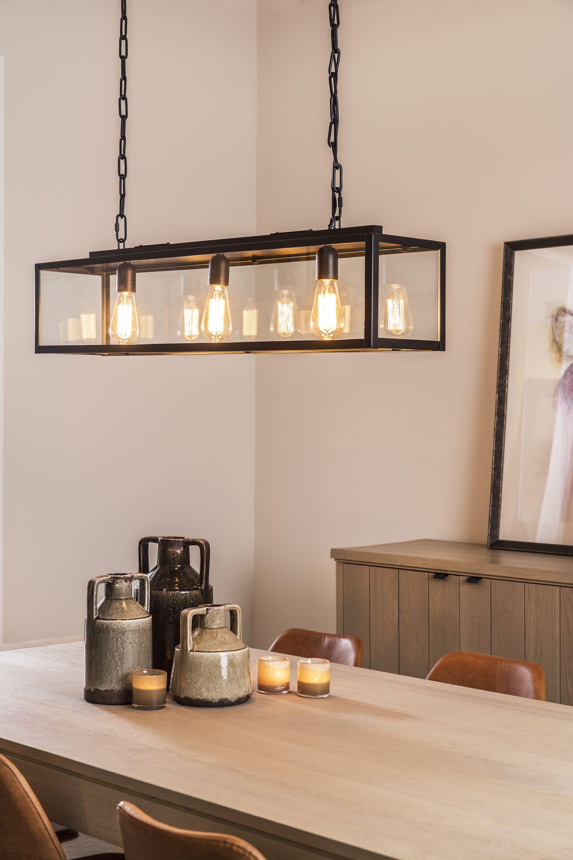 pendant manoir 100 cm charrell home interiors thuis pinterest eetkamer hanglamp en. Black Bedroom Furniture Sets. Home Design Ideas