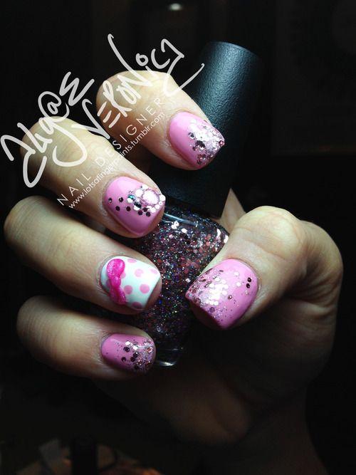 Really Cute Nail Art Nail Art Ideas Pinterest Manicure