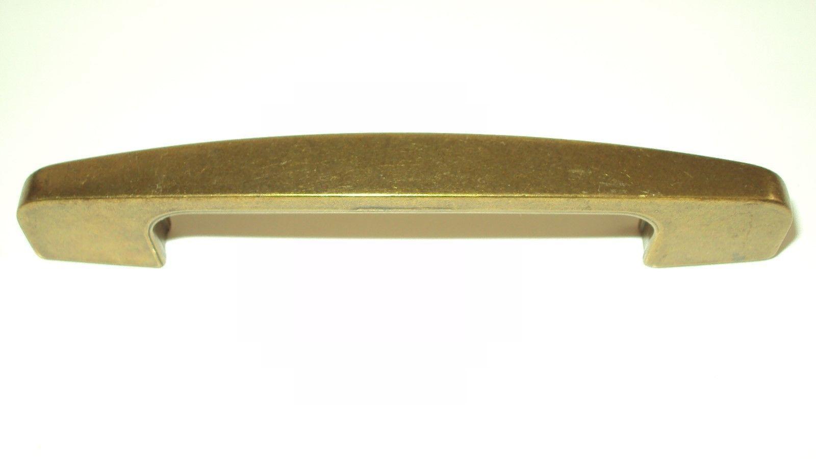 Hardware Brass Antique Drawer Pull Cabinet Knob Art Deco Hardware Mid Century Modern