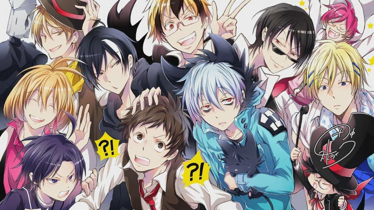 Image result for servamp episode 1 Anime, Fic e Vampiros