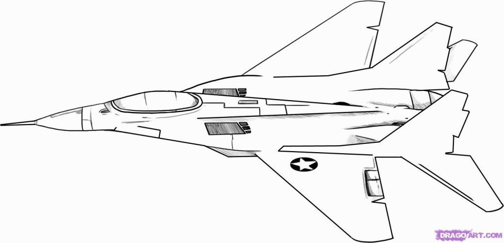 Airplane Coloring Pictures Airplane Coloring Pages Airplane Drawing Simple Airplane Drawing