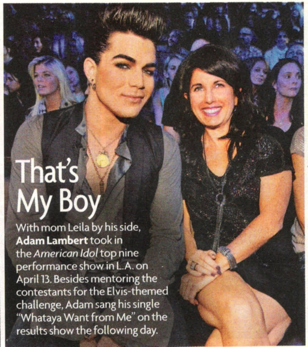 Adam Lambert In Magazines With Images Adam Lambert Adams Singer