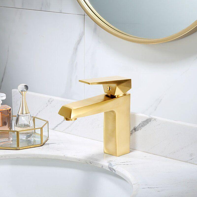 Vessel Sink Bathroom Faucet in 2020 Bathroom faucets