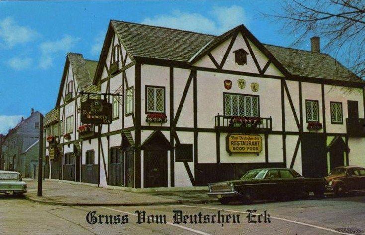 Zum Deutschen Eck German Restaurant Chicago Il German American