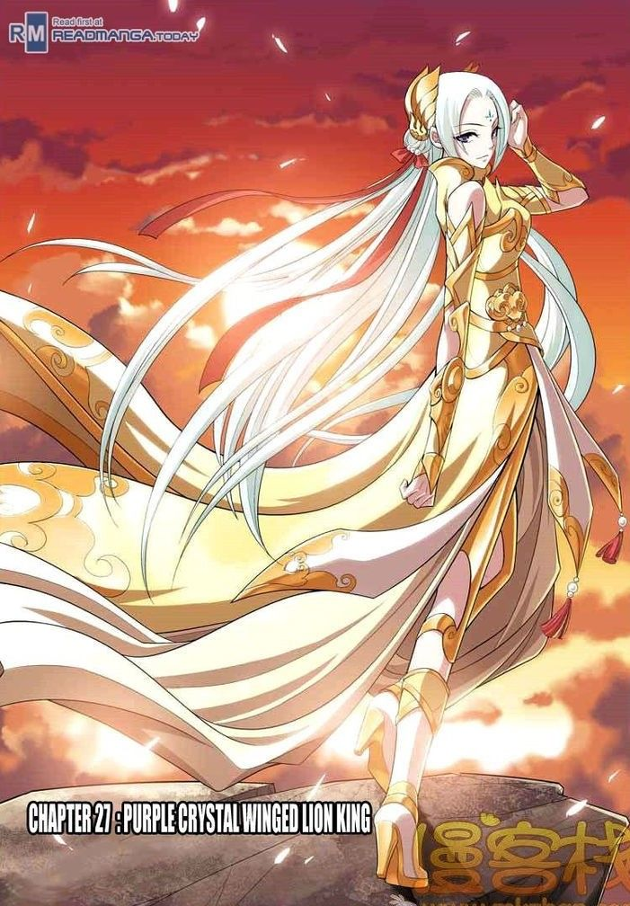 Battle Through The Heavens With Images Anime Anime Characters