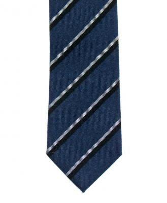 cravate mince de laine