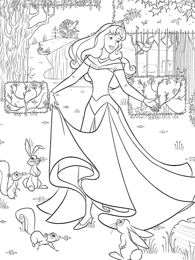 Pin By Renata On Disney Coloring Pages In 2018
