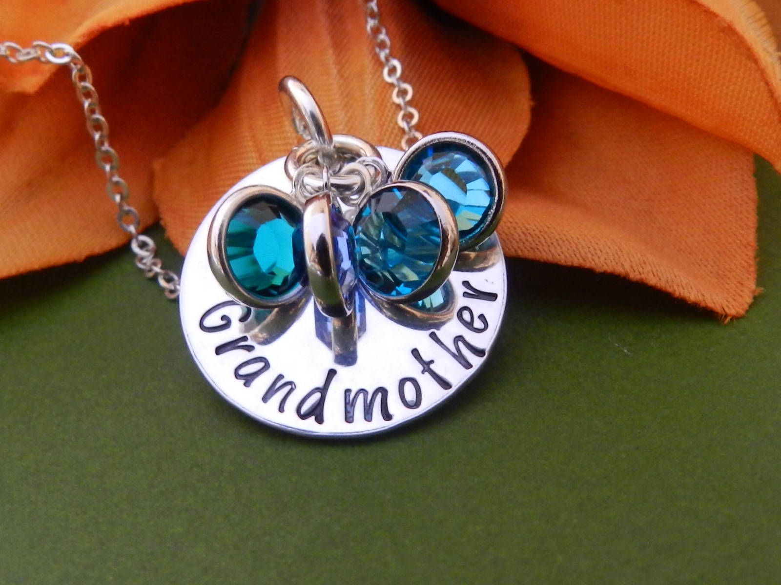zoom hqgi necklace with grandkid name mothers birthstone kids birthstones heart listing il fullxfull