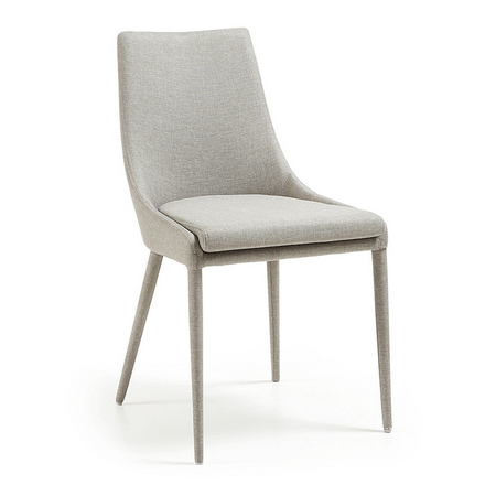 Light Grey Dining chairs, Affordable chair, Furniture