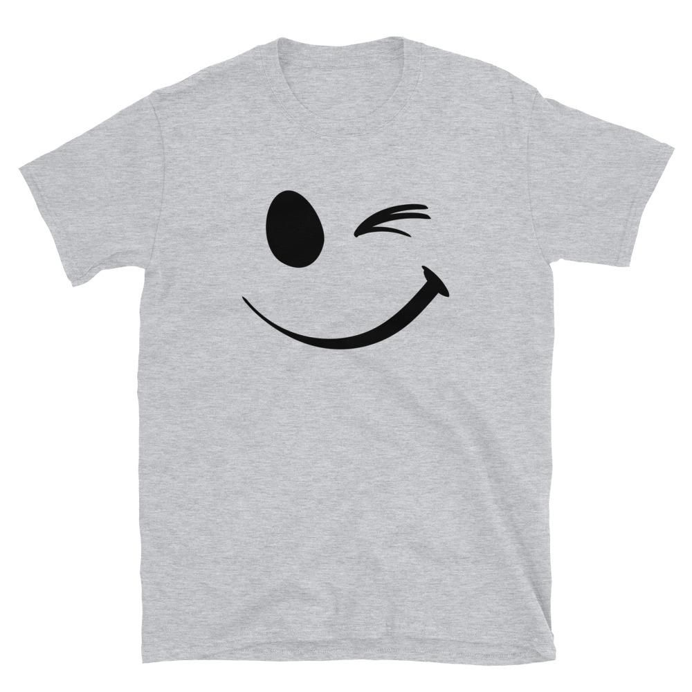 Winking Ghost Funny Ghost Halloween Costume Party Shirt