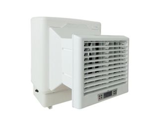 swamp cooler airflow 6000 m³/h fit for wall Model:AZL06-ZC13A