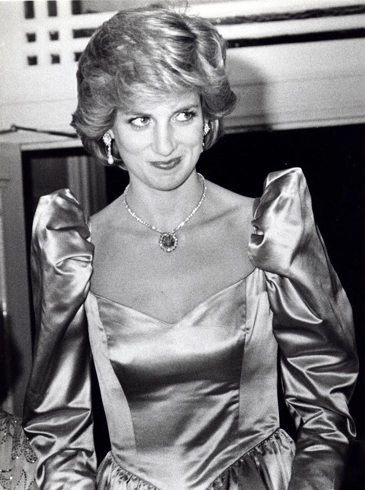 Lady Diana Die ewige Modeikone Princesse diana, Lady