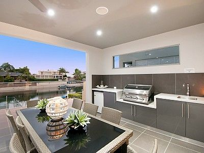outdoor kitchen dining lounge 2 house exterior new homes outdoor kitchen on outdoor kitchen queensland id=59334