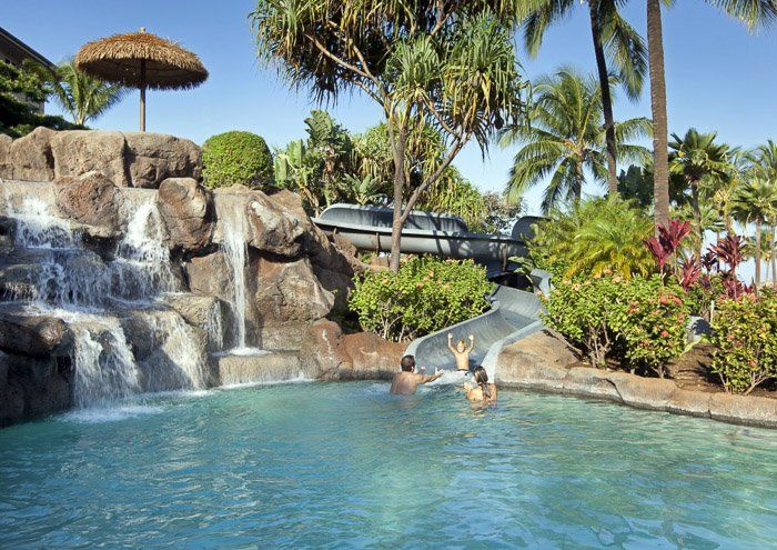Why Maui With Kids Is Popular At Kaanapali Beach Resort