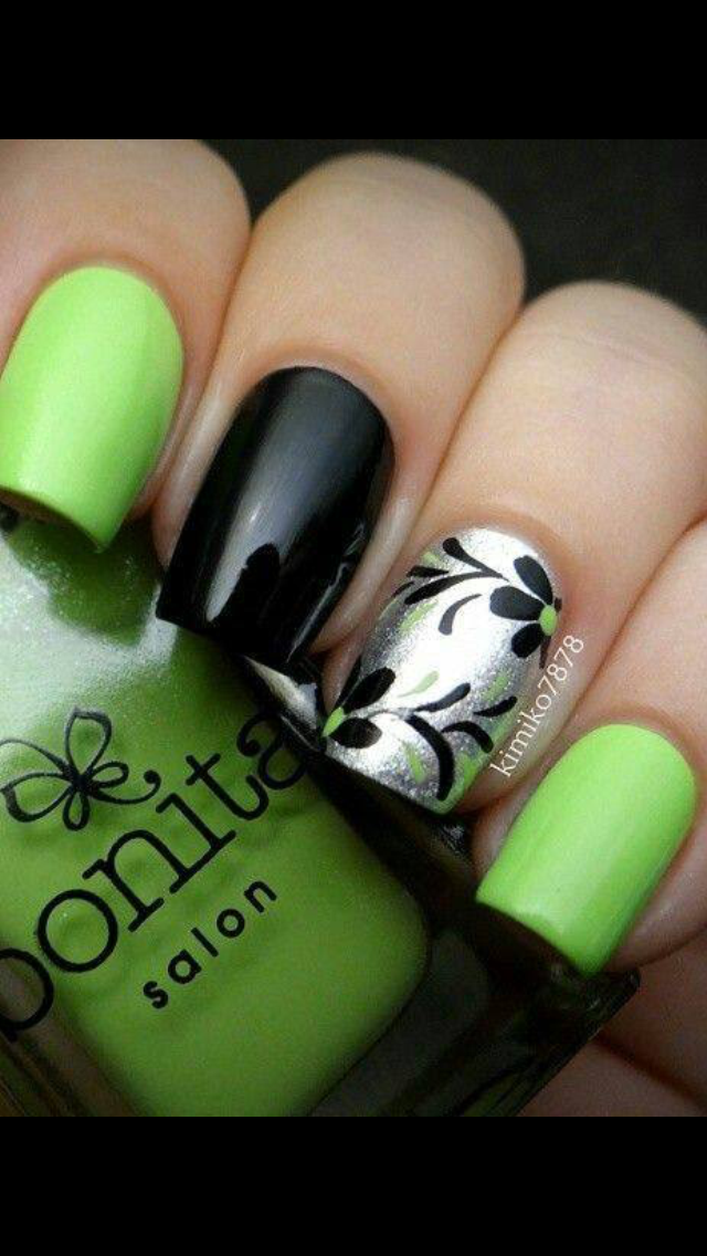 Pin de Carmen Liriano en Nails and more nails | Pinterest | Diseños ...
