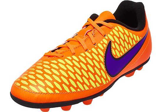ffa18e4c7b45 Nike Youth Magista Ola FG-R Soccer Cleats - Orange and Red ...