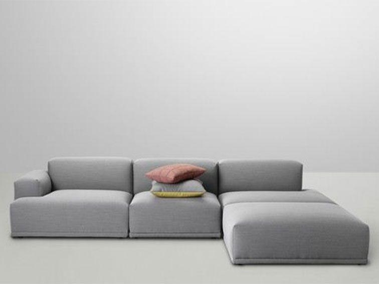 Connect Sofa System By Anderssen Voll For Muuto With Images Modular Sofa Big Sofas Modern Sofa