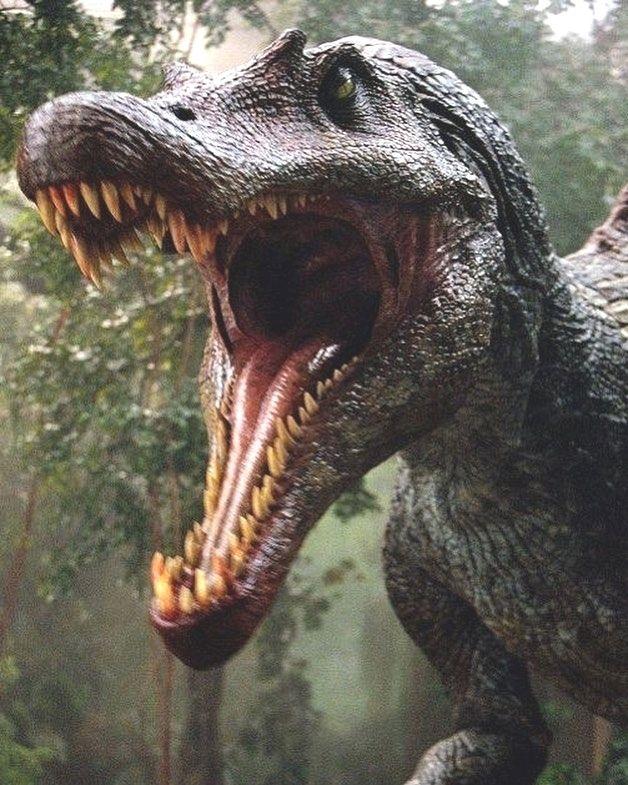 LitzyさんはInstagramを利用しています「Jurassic Parks III Spinosaurus