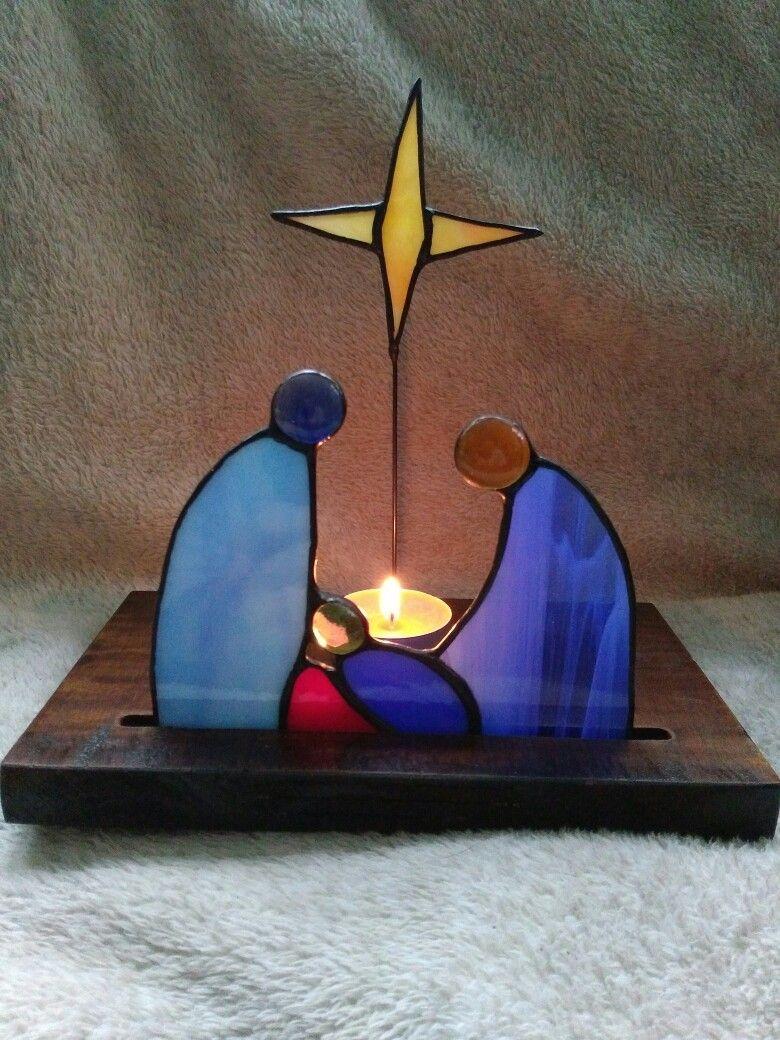 Pin von Mona Wifi auf Weihnachten | Glass, Stained Glass und Stained ...