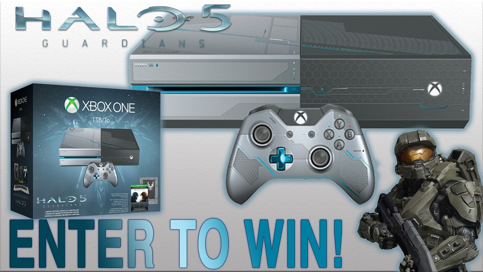 Enter for a chance to win a Halo 5 Guardians limited