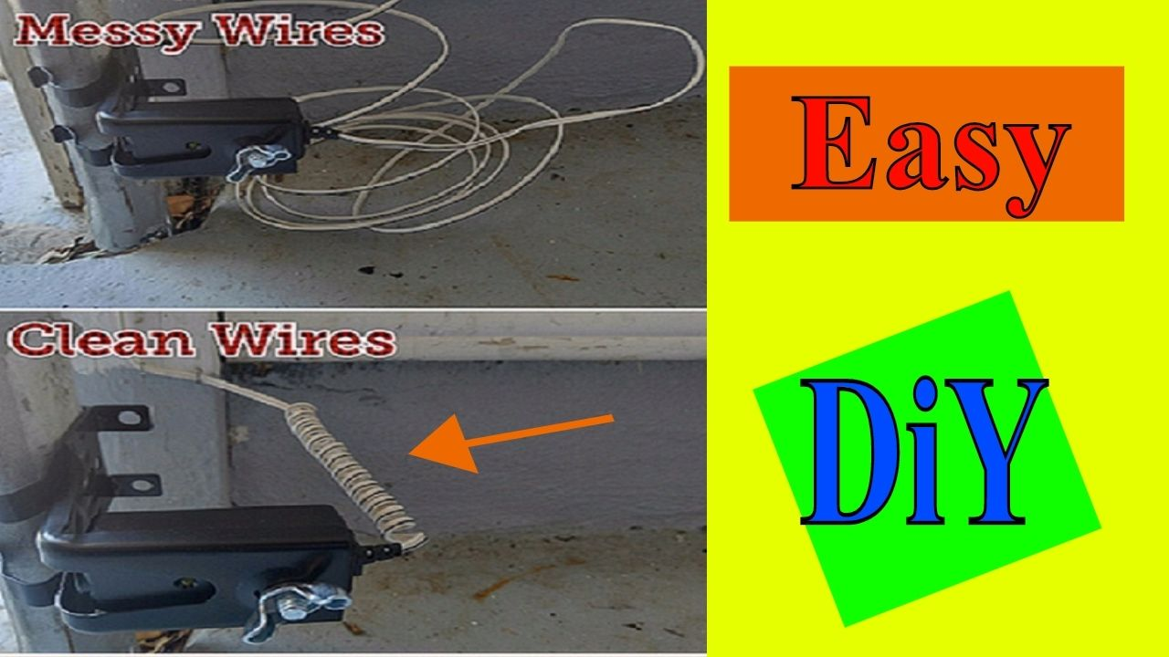 Chamberlain Garage Door Safety Sensor Malfunction Http Voteno123 Genie Wiring Diagram
