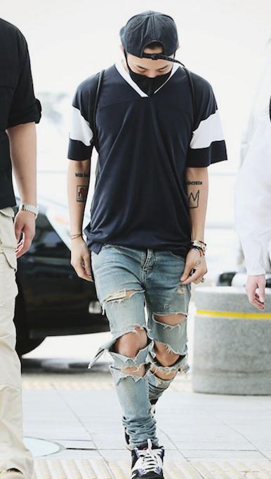 Pin On Male Kpop Fashion