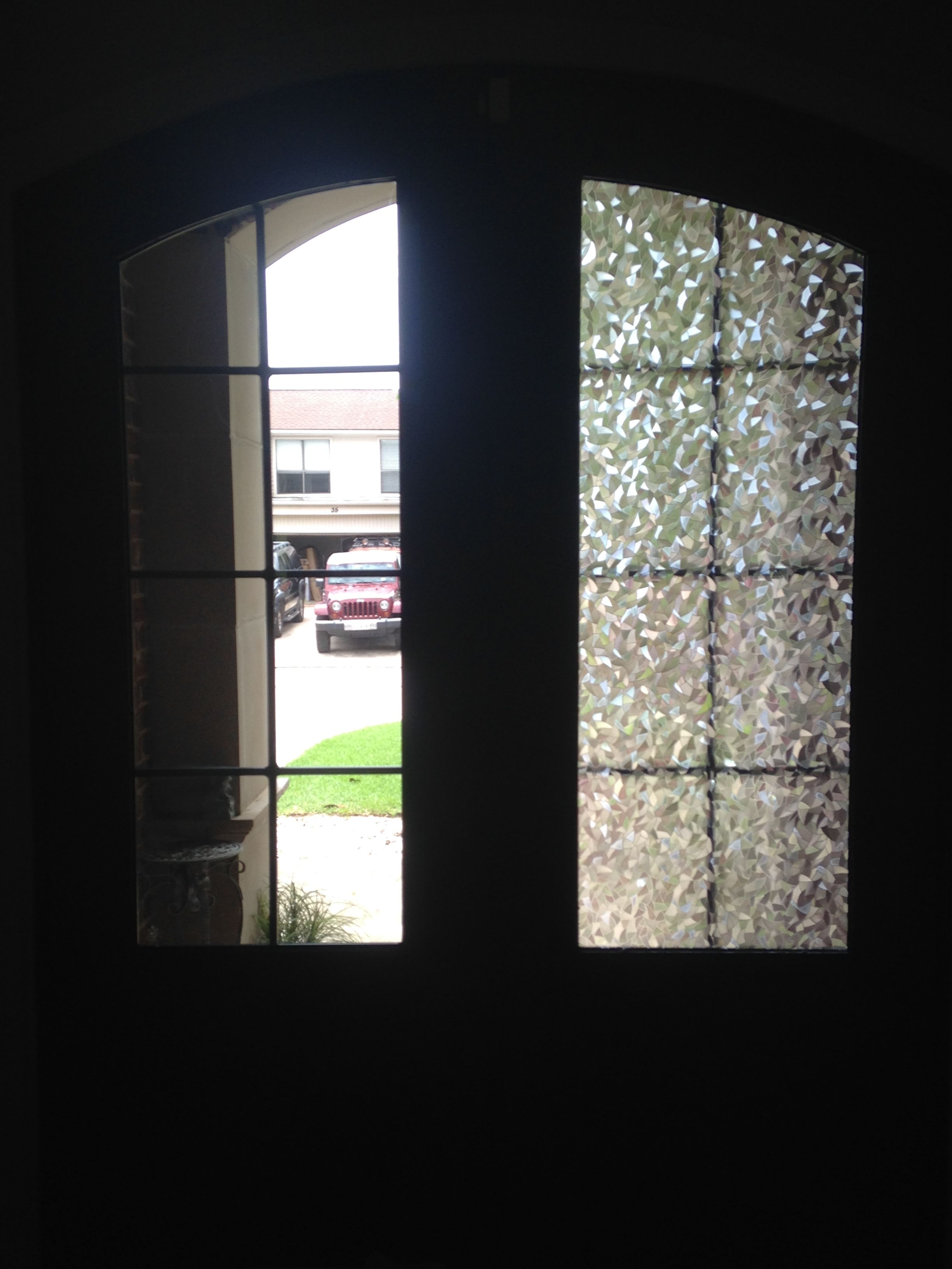Decorative Front Door Window Tint Httpthewrightstuff
