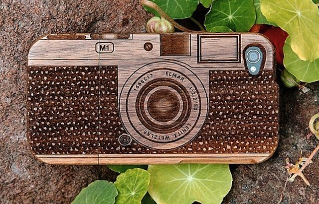 Wooden-iPhone-4S-Case