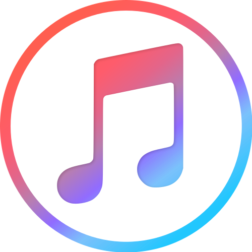 iTunes and iCloud Itunes, Iphone icon, Logos