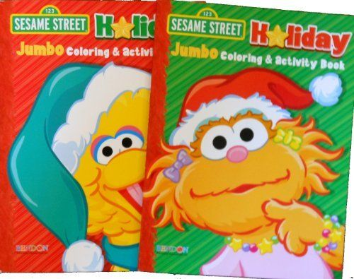 Unique Jumbo Coloring Book