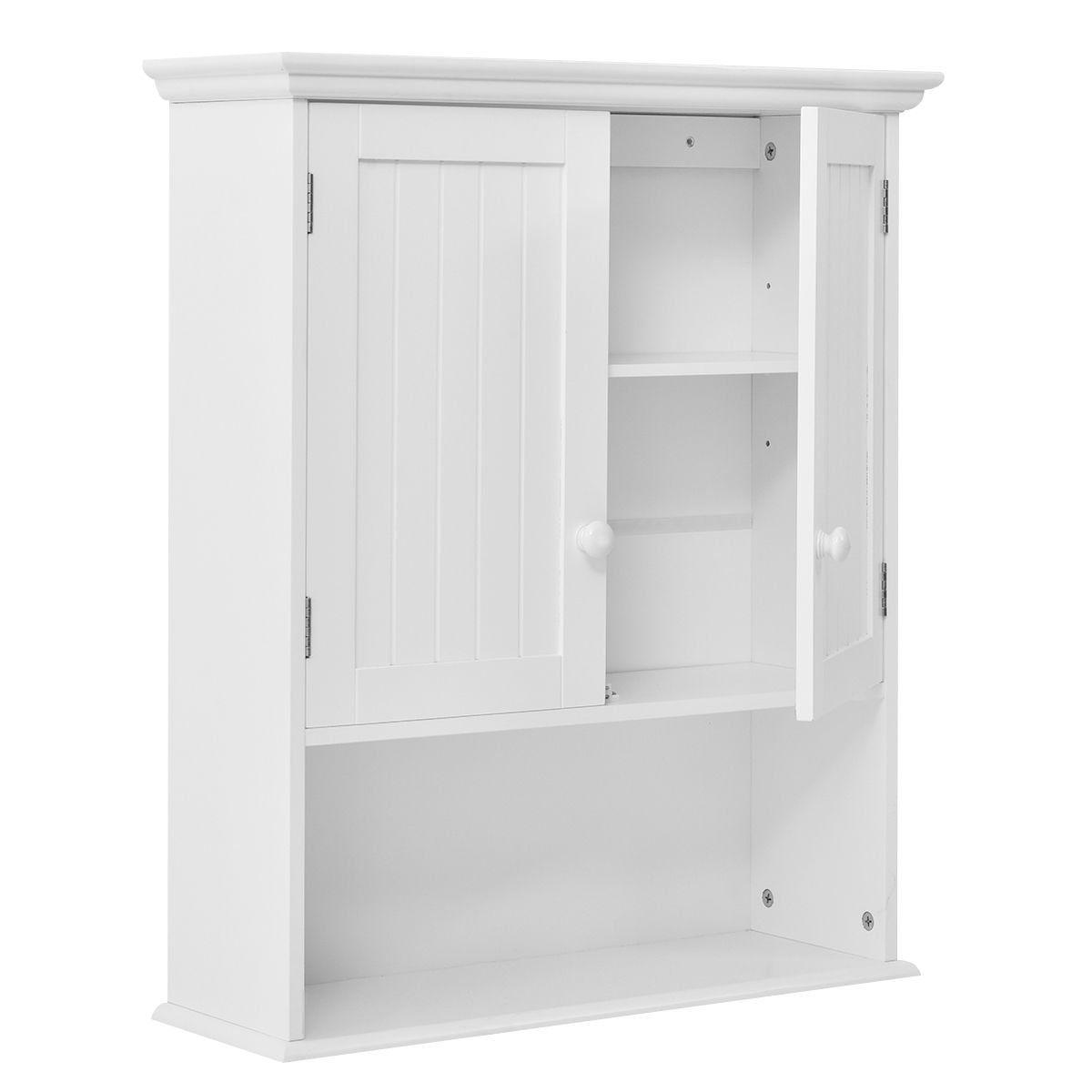 Wall Mount Bathroom Cabinet Storage Organizer | Wall Mounted ...
