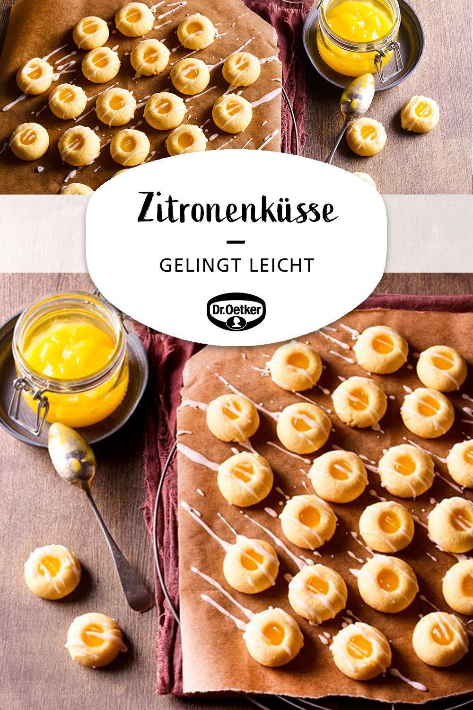 lemon kisses -  Lemon kisses: dough biscuits refined with lemon curd  Season cookies  -