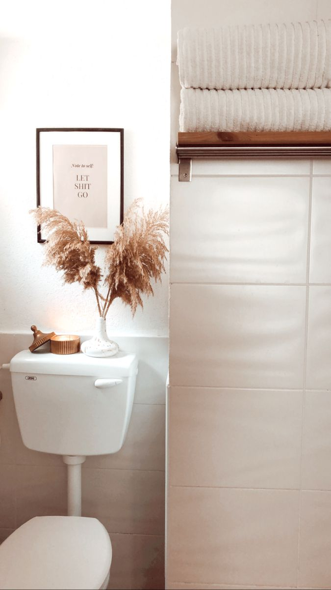 #pampas #bathroom #interiordesignideas