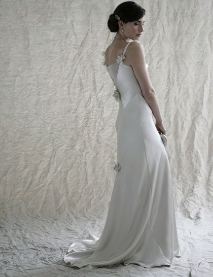 Sally Lacock, Vintage Inspired Vintage Wedding Dress Collection 2013-2014   Isobel