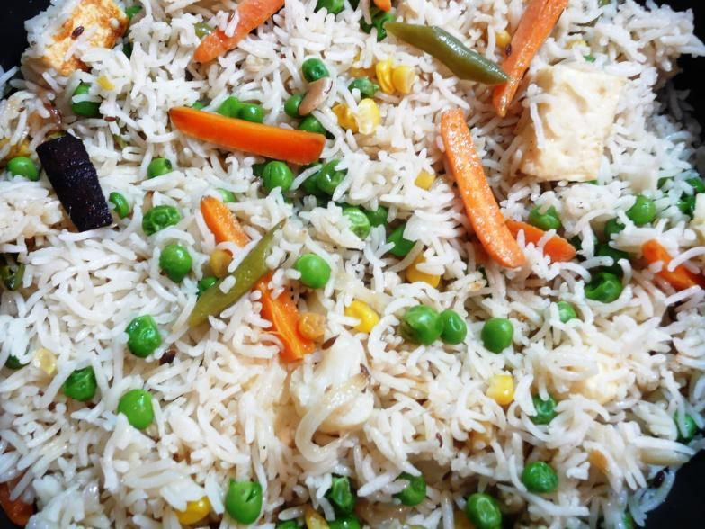 Veg pulao recipe with step by step photos vegetable pulao is a veg pulao recipe with step by step photos vegetable pulao is a comfort food as tamil fontveg pulaochinese forumfinder Image collections